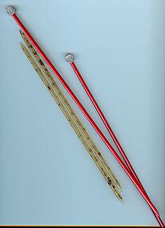 Swallowknit Casein Knitting Needles