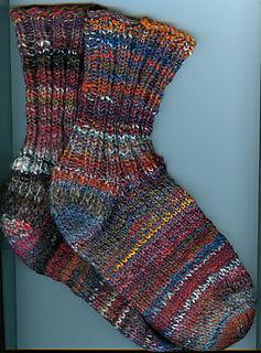 Raggedy Ro Socks