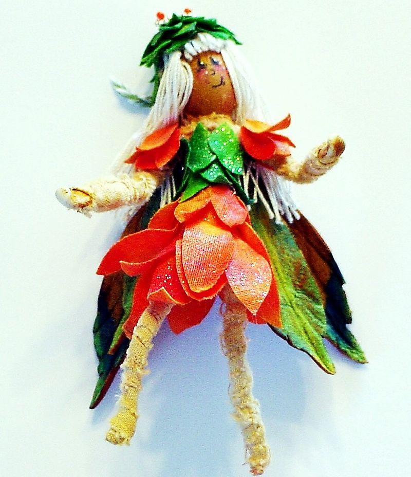 Fairy - Orange