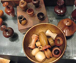Brenda Behrens Wooden Beads