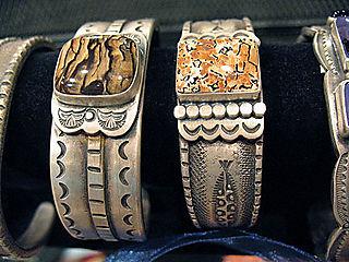 Shackleford Silver Bracelets