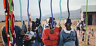 Children in Kenya