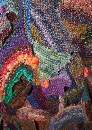 Abstract Knitting