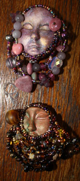 Faces and Beads