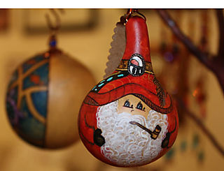 Hawthorn Ornament