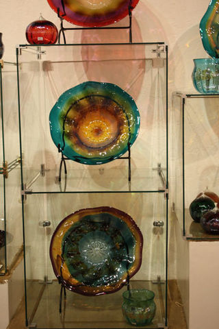 Blown Glass by Cindy Myers