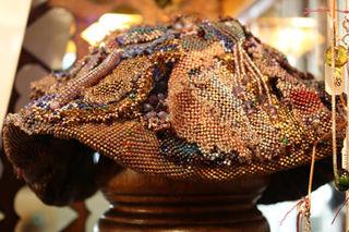 Sead Beads Beaded Hat