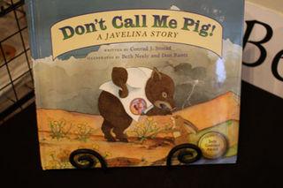 A Javelina Story