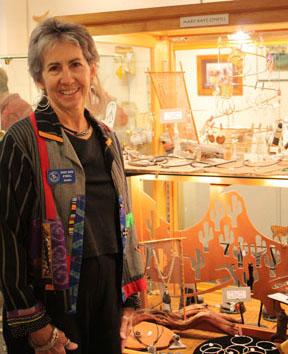 Mary Kaye O'Neill.at Arts Prescott