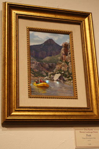 Peak Painting Don Rantz