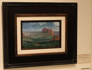 Western Painting by Don Rantz