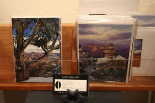 Greeting Cards of the Grand Canyon Photos