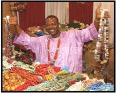Ebrima Trade Beads