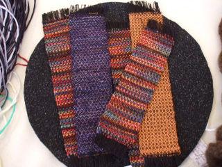 Hand Weaving Book Marks in Prescott