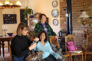 Rowena Hosts Southwest Fiber Association
