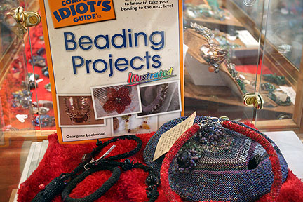 Bead Book and Off Loom Bead Weaving