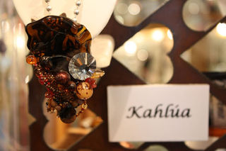 Kahlua Recycled Glass