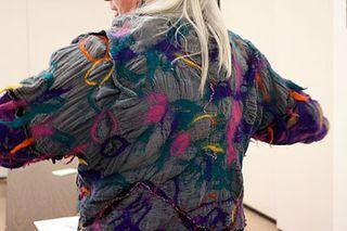 Tucson handwoven jacket