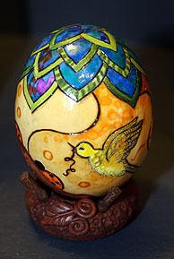 Easter Egg Gourd
