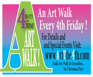Art walk Prescott