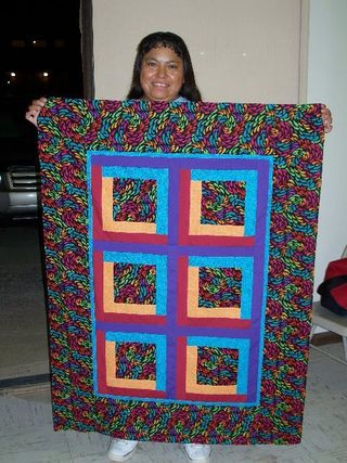 Wonderful Hopi Quilt