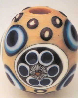 Kyoyu Asao bead
