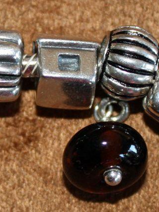 Pandora Kahlua Recycled Bead