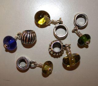 Pandora Beads at arts prescott