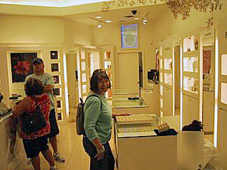 Vegas Pandora Beads