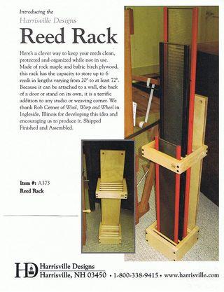 Reed Rack