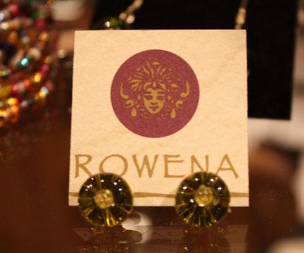 Chardonnay Ear Rings