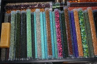 Beads for PAWS1