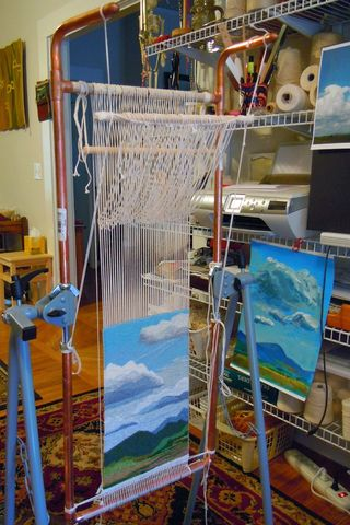 Contrail_landscape_on_loom