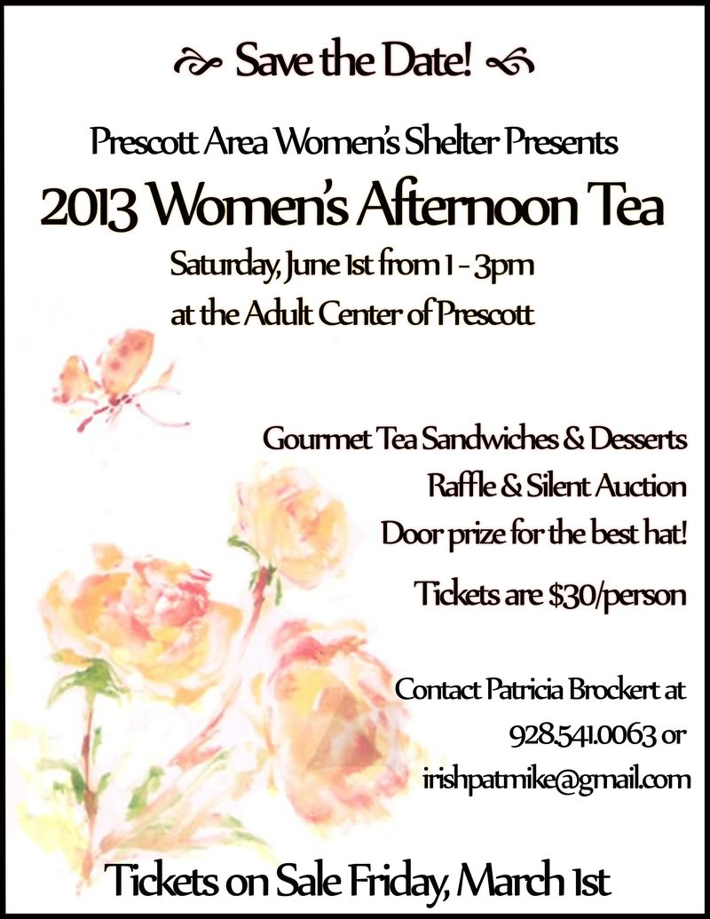 2013WomensAfternoonTea_SaveTheDate